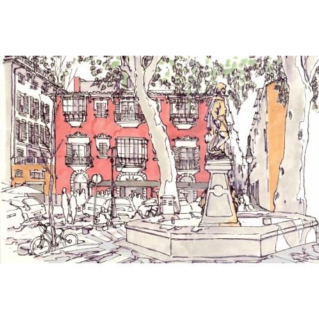 Plaça Drassanes