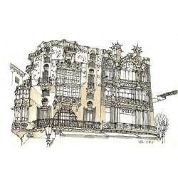 Edificio F. Rey