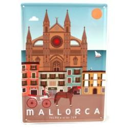 Placa Catedral Palma