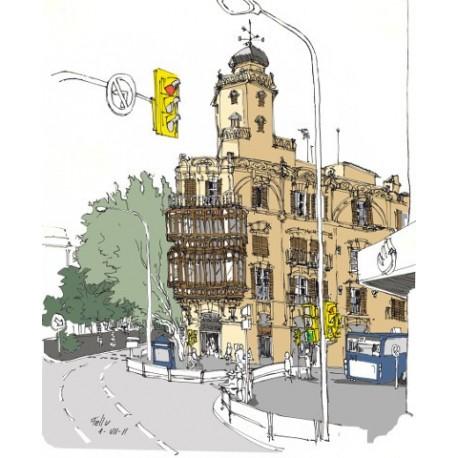 Bar Trinquet - Spaint - Feliu Renom