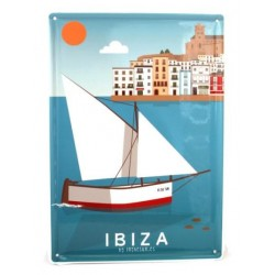 Placa Puerto Ibiza