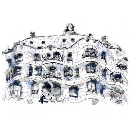 Casa Milà - La Pedrera Barcelona