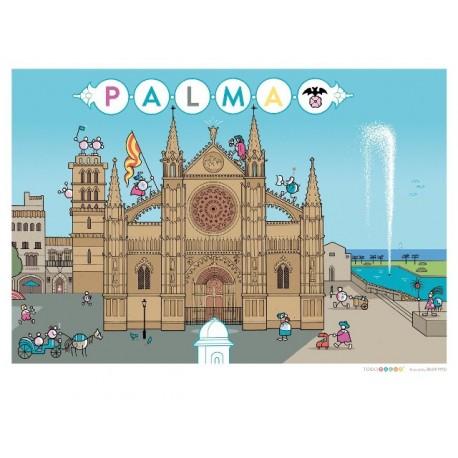 Catedral Palma - Spaint - Alex Fito