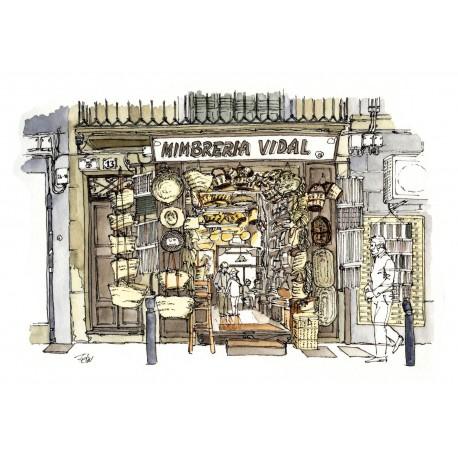 Mimbrería Vidal