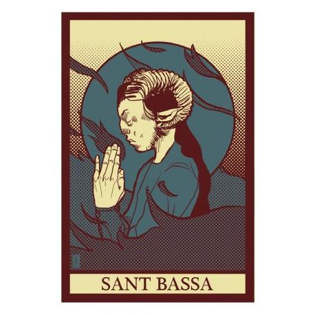 Postal de Sant Bassa Spaint