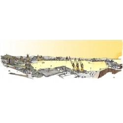 Palma desde Porto Pi