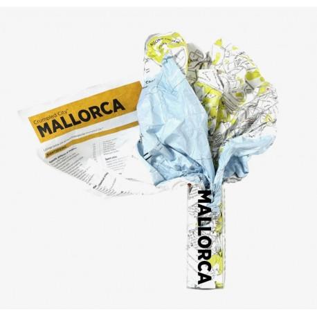 """Mapa """"arrugable"""" Mallorca"""