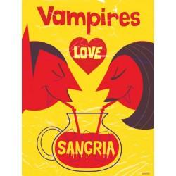 Los vampiros aman la sangría