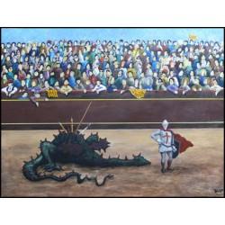 Corridas de dragones - Spaint - Francesc Baiget