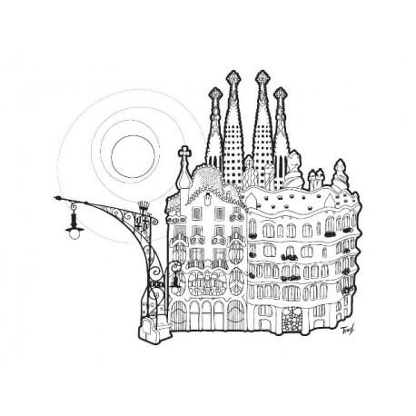 Gaudí - Spaint - Jaume Tenes