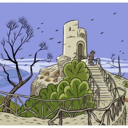 Rosetón de Levante - Spaint - Francisco Torres Linhart