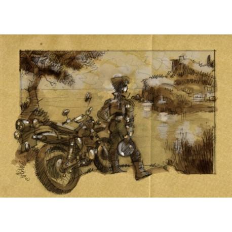 Yamaha y Sóller