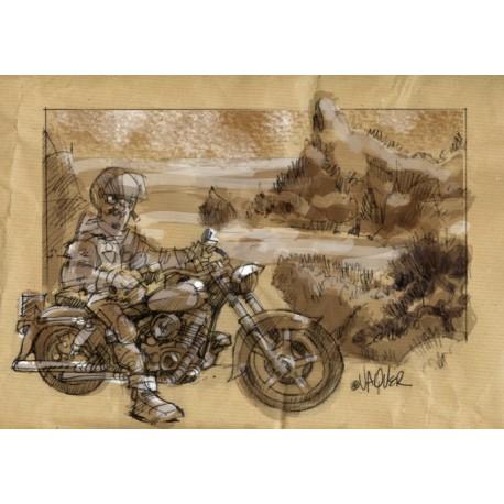 Harley y Formentor